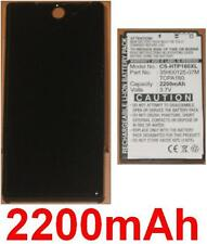 Shell +. Battery 2200mAh type 35H00125-23ft TOPA160 For HTC Touch Diamond 2