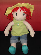 Zapf Creation Puppe Maggie Raggies 42cm Mädchen Hut  groß 043 top