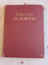 The Boys and Girls Film Book 1947, How a Movie is made