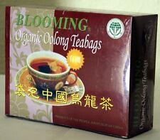 Organic OOLONG TEA 100 Tea Bags NET WT 7.05 OZ (200 g)