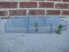 MPC WWII Barbed Wire Fence Sections Barricades D-Day Playset Accessory Soldier