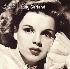 The Definitive Collection [Remaster] by Judy Garland (CD, Jan-2006, Geffen)