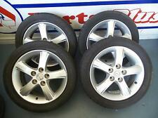 MAZDA 323 16 INCH SET OF ALLOY MAG WHEELS TYRES RIMS