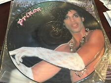 "PRINCE RARE PICTURE DISC IN CONFERENCE INTERVIEW 12"" UK NEW"