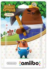 NINTENDO AMIIBO Animal Crossing Resetti Character Figure IT IMPORT NINTENDO