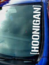 600mm (60 cm) LARGE Hoonigan VINILE Auto Adesivo Decalcomania KEN Hooning blocco JDM