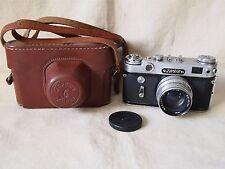 KMZ ZORKI 6 Russian Rangefinder Camera 35mm Jupiter-8 2/50mm Lens