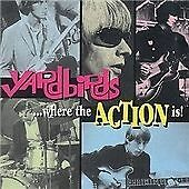 The Yardbirds - Where the Action Is [Newmill] (2001)  (2 x CD)