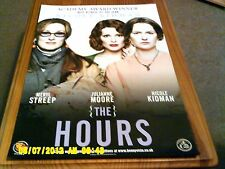 The Hours (nicole kidman. meryl streep, julianne moore) Movie Poster A2