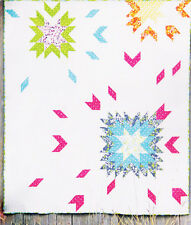 Barn Dance - fabulous modern pieced quilt PATTERN - V and Co