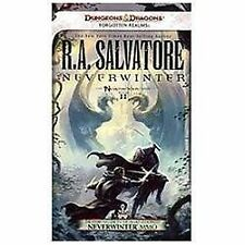 Legend of Drizzt #24/Neverwinter Saga #2: Neverwinter by R. A. Salvatore (MM PB)