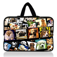 """10"""" Dogs Laptop Tabelt Carry Bag Case Pouch For 10.1"""" Lenovo ThinkPad Tablet 2"""