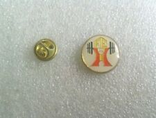 Spain Weightlifting Federation pin