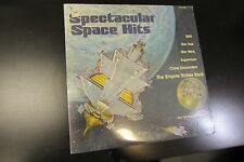 THE ODYSSEY ORCHESTRA spectacular space hits 2001 Star Trek Wars SEALED LP disco