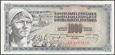 TWN - YUGOSLAVIA 86 - 1000 Dinara 19/12/1974 UNC Prefix AG - FREE SHIPPING €150+