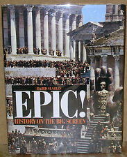 Epic! : History on the Big Screen by Baird Searles-First Edition/DJ-1990