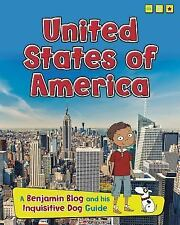 United States of America: A Benjamin Blog and His Inquisitive Dog-ExLibrary