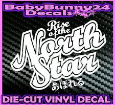 RISE OF THE NORTH STAR Band Logo Laptop Truck Car Decal Vinyl Sticker Rock