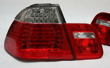 LUCE POSTERIORE LED FANALI SET BMW Serie 3 E46 M3 BERLINA RESTYLING 01-