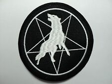 MARDUK  EMBROIDERED PATCH