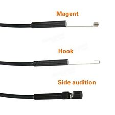 Side View Mirror Hook Magnet Hooklet Set For 7mm Endoscope Camera