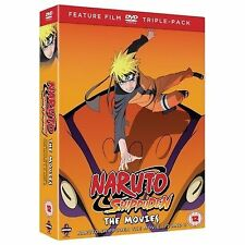 Naruto Shippuden The Movies Triple Pack | DVD Video