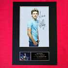 NIALL HORAN One Direction Signed Autograph Mounted Photo Repro A4 Print 116