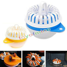 Microwave Apple Fruit Potato Crisp Chip Slicer Snack Maker DIY Set Househould