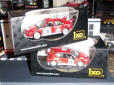 IXO RAM106 PEUGEOT 206 WRC #1 WINNER SWEDEN 2003 GRONHOLM NEUF EN BOITE