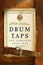 DRUM TAPS - WALT WHITMAN (HARDCOVER) NEW Civil War Poetry