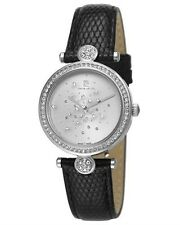 Pierre Cardin Ladies Crystal Set Watch