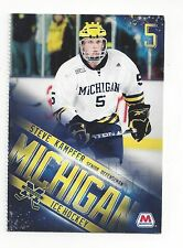 2009-10 Michigan Wolverines Steve Kampfer (Hartford Wolf Pack)