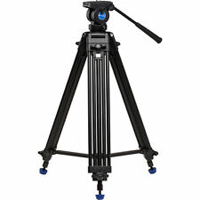 Benro KH25N Video Tripod Kit - Max Load - 11 lb (5 kg)