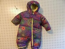 Infant Girl Columbia Snowsuit - 6 months