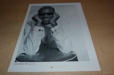 STEVIE WONDER !!!!!!!!!!!VINTAGE !!!FRENCH!!!! Mini poster  !!!