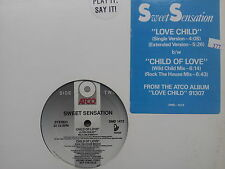 Sweet Sensation - Child of Love