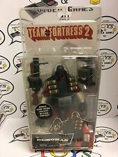 "Neca Team Fortress 2 Demoman Red MOSC MOC New Sealed 7"" Scale Action Figure"