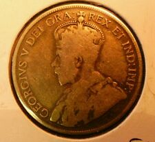 Canada, 1929, 50 cents silver nice coin