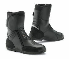 TCX Mens X-Action Waterproof Motorcycle Touring Boots Black EU 44/US 10