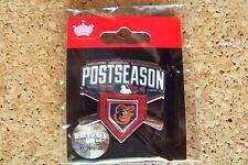2014 Baltimore Orioles Postseason lapel pin AL MLB post season
