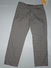 Sunice men's  6701 Weather Resistant Golf Pants  XXL Black plaid nwt