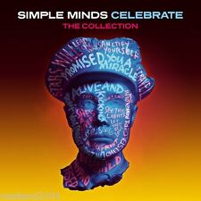 Simple Minds - The Collection - CD NEW & SEALED  Best of / Greatest Hits 2014