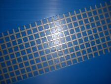 BUCHERT  Stahl  roh - Lochblech - Qg 15-20 - 340 x 280 x 2,0 mm