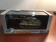 Dragon Armor 1:72 King Tiger - Henschel, sPzAbt 505, Late 1944, No. 60003