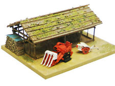 Tomytec (Komono 071) Combine Harvester and Cabin 1/150 N scale