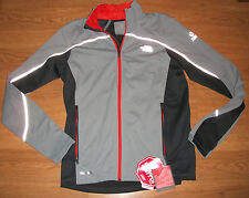 The North Face Isotherm Windstopper Jacket Mens Medium Monument Grey New
