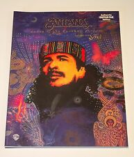 Santana Dance of the Rainbow Serpent Volume 2 Soul Authentic Guitar Tab Edition