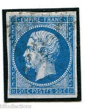 Classique France Napoléon N°14Ah variété POSTFS bien dégagée