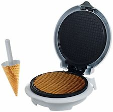 Chef Buddy 82-MM1234 Waffle Cone Maker with Cone Form by Chef Buddy BRAND NEW