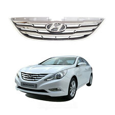 Genuine OEM Chrome Radiator Grille for Hyundai Sonata 2011-2012
